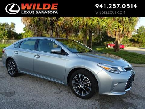 2018 Toyota Avalon for sale in Sarasota, FL