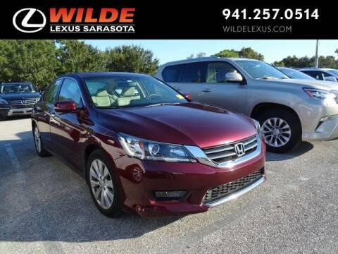 2014 Honda Accord for sale in Sarasota, FL