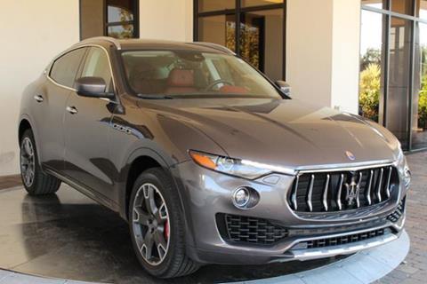2017 Maserati Levante for sale in Sarasota, FL