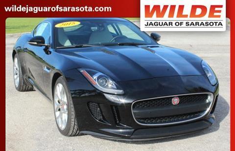 2015 Jaguar F-TYPE for sale in Sarasota, FL