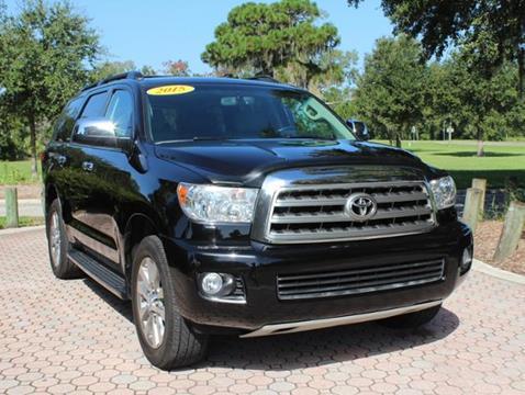 2015 Toyota Sequoia for sale in Sarasota, FL