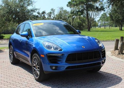 2016 Porsche Macan for sale in Sarasota, FL