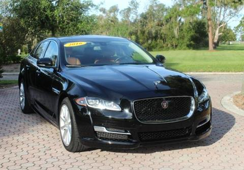 2016 Jaguar XJ for sale in Sarasota, FL