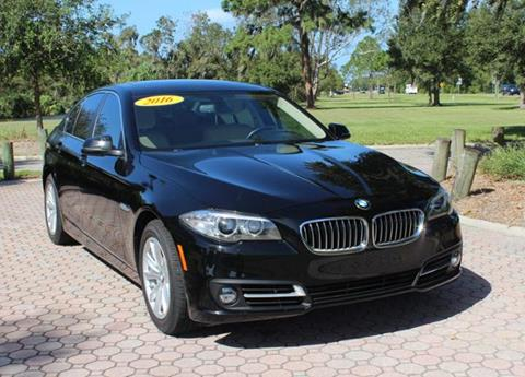 2016 BMW 5 Series for sale in Sarasota, FL