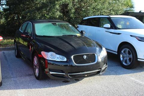 2011 Jaguar XF for sale in Sarasota, FL