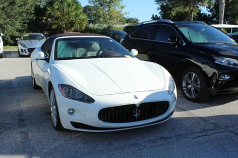2010 Maserati GranTurismo for sale in Sarasota, FL