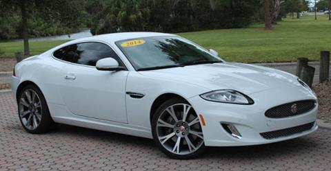 Jaguar XK For Sale  Carsforsalecom