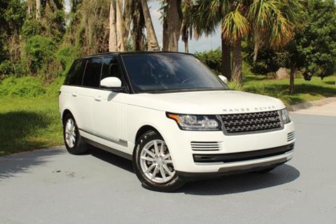 2017 Land Rover Range Rover for sale in Sarasota, FL