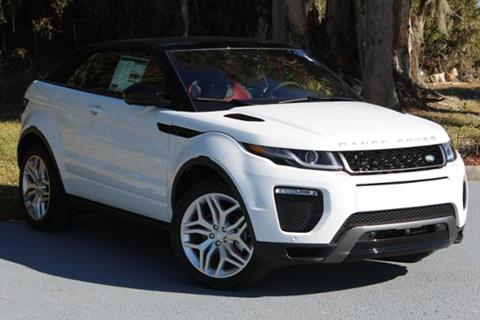 Land Rover Range Rover Evoque Convertible For Sale Carsforsale Com