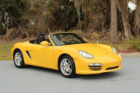 2012 Porsche Boxster for sale in Sarasota, FL