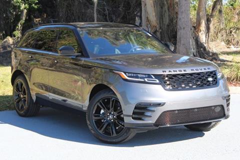 Range Rover Velar For Sale >> 2019 Land Rover Range Rover Velar For Sale In Sarasota Fl