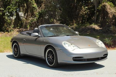 2002 Porsche 911 for sale in Sarasota, FL