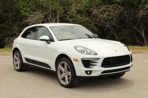 2018 Porsche Macan for sale in Sarasota, FL