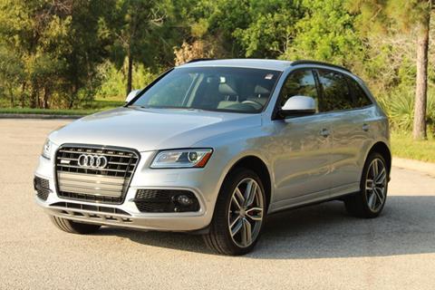 2016 Audi SQ5 for sale in Sarasota, FL