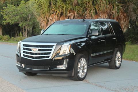 2018 Cadillac Escalade for sale in Sarasota, FL