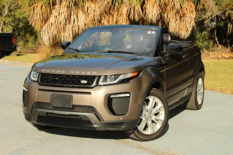 Range Rover Convertible >> 2017 Land Rover Range Rover Evoque Convertible For Sale In Sarasota Fl