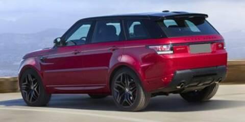 2017 Land Rover Range Rover Sport HSE for sale at Wilde Jaguar of Sarasota in Sarasota FL