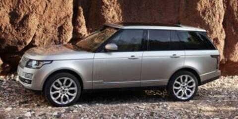 2016 Land Rover Range Rover Supercharged for sale at Wilde Jaguar of Sarasota in Sarasota FL