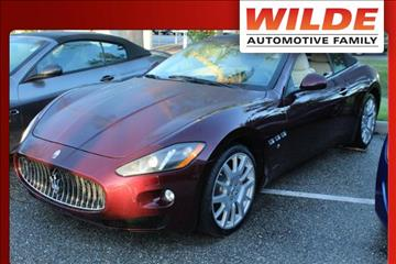 2017 Maserati GranTurismo for sale in Sarasota, FL