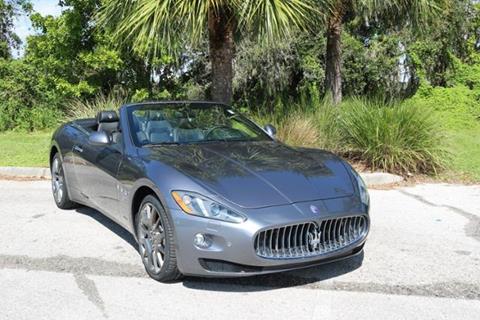 2017 Maserati GranTurismo for sale in Sarasota, FL
