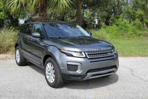 2017 Land Rover Range Rover Evoque for sale in Sarasota, FL