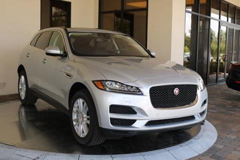 2017 Jaguar F-PACE for sale in Sarasota, FL
