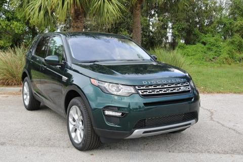 2017 Land Rover Discovery Sport for sale in Sarasota, FL