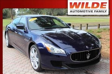 2016 Maserati Quattroporte for sale in Sarasota, FL