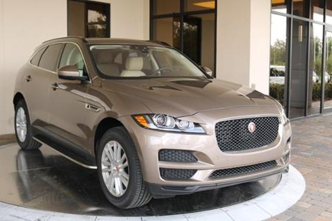 2017 Jaguar F-PACE for sale in Sarasota, FL