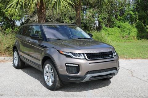 2017 Land Rover Range Rover Evoque for sale in Sarasota, FL