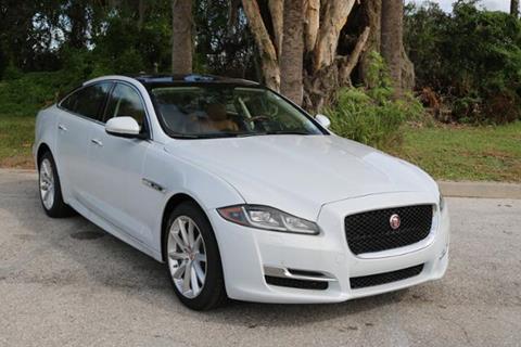 2017 Jaguar XJ for sale in Sarasota, FL
