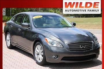 2011 Infiniti M56 for sale in Sarasota, FL