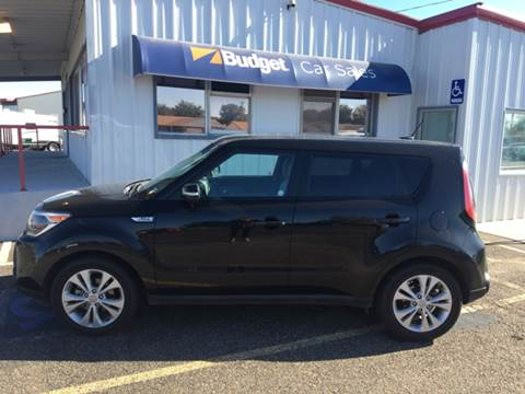 2014 Kia Soul for sale in Amarillo, TX