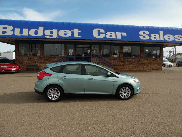 2012 Ford Focus for sale at BUDGET CAR SALES in Amarillo TX