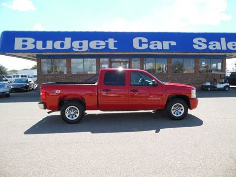 2011 Chevrolet Silverado 1500 for sale at BUDGET CAR SALES in Amarillo TX