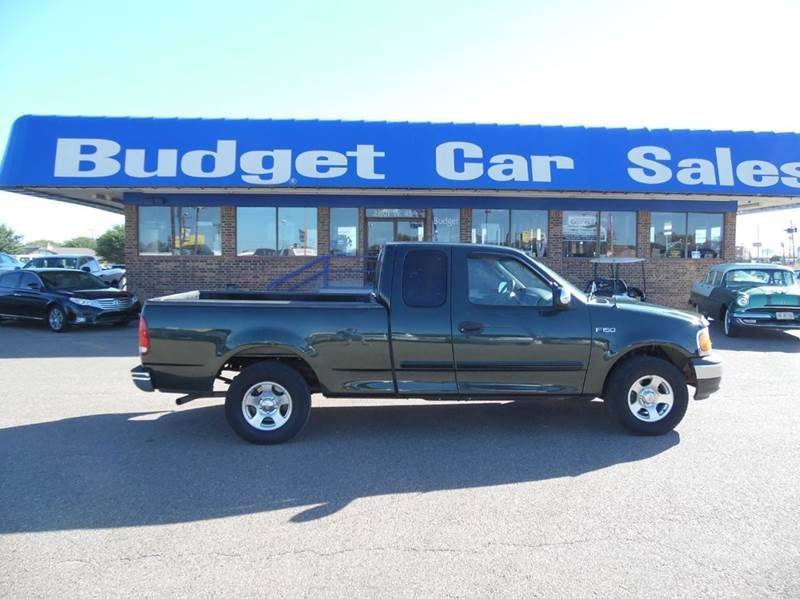 2004 Ford F-150 Heritage for sale at BUDGET CAR SALES in Amarillo TX