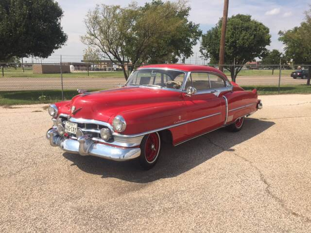 1950 Cadillac DeVille for sale at BUDGET CAR SALES in Amarillo TX