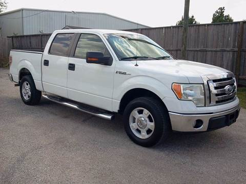 2009 Ford F-150 for sale at HOUSTON MOTORS in Stafford TX