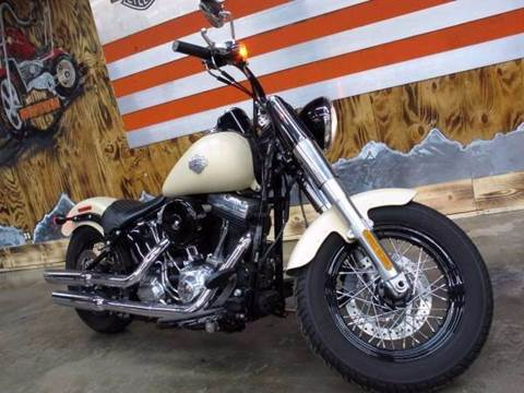 2014 Harley-Davidson Softtail For Sale in Kalispell, MT ...