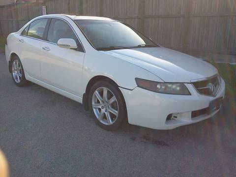 2004 Acura TSX for sale in Stafford, TX