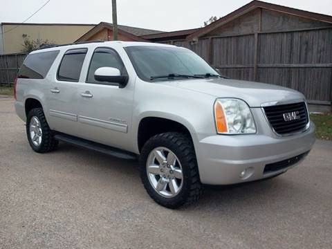 2010 GMC Yukon XL for sale in Stafford, TX