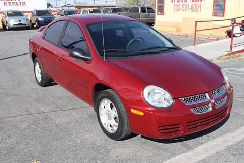 2005 Dodge Neon for sale in Las Vegas, NV