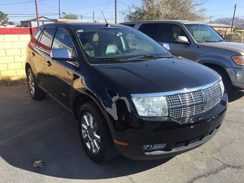 2007 Lincoln MKX for sale in Las Vegas, NV