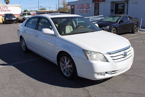 2007 Toyota Avalon for sale in Las Vegas, NV