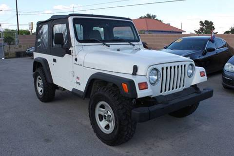 1997 Jeep Wrangler for sale in Las Vegas, NV