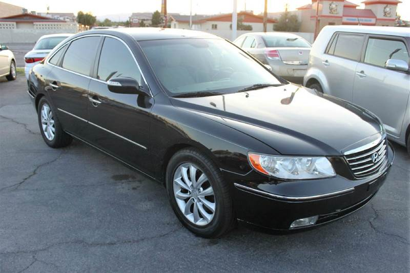 Used Cars in Las Vegas 2008 Hyundai Azera