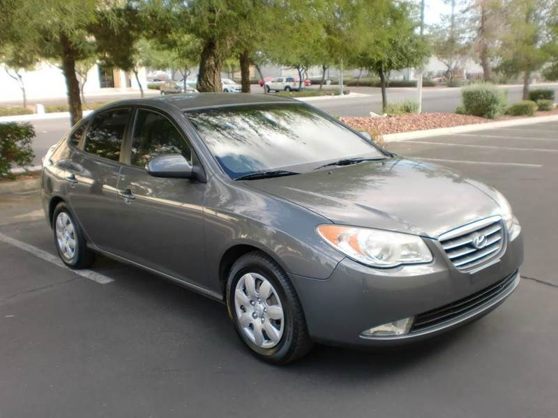 Used Cars in Las Vegas 2008 Hyundai Elantra