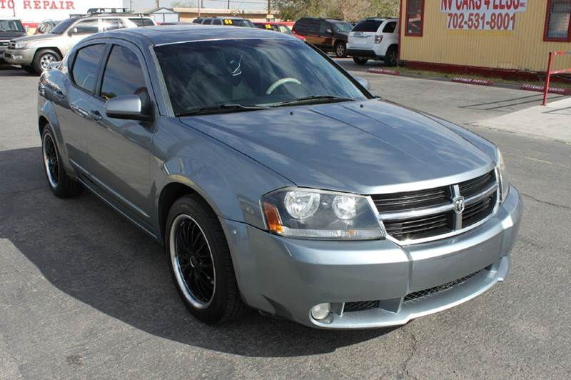 Used Cars in Las Vegas 2008 Dodge Avenger