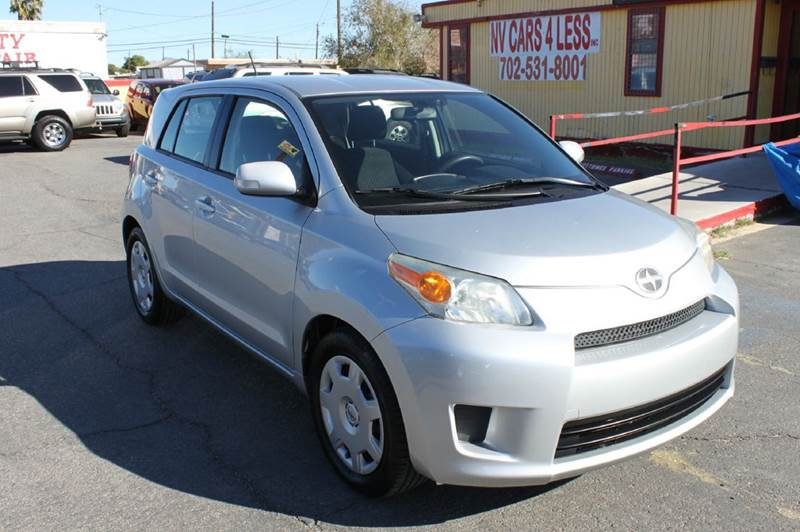 Used Cars in Las Vegas 2008 Scion xD