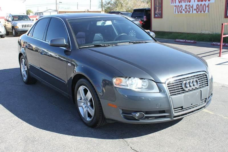 Used Cars in Las Vegas 2006 Audi A4